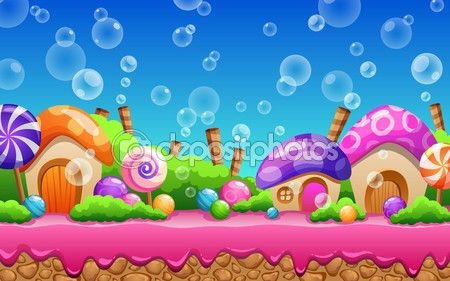 Fairy tale landscape Stock Vectors, Royalty Free Fairy tale landscape Illustrations   Depositphotos®