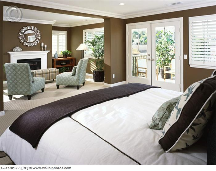 Cool Seating Area In Bedroom Contemporary - Best inspiration home ...