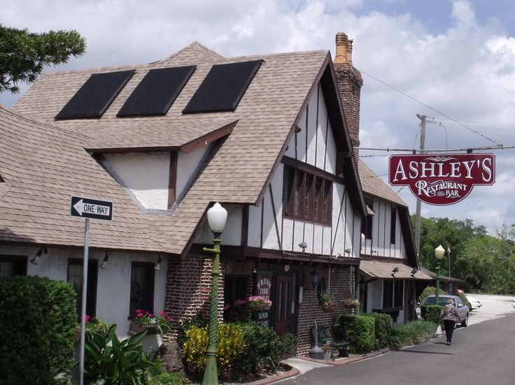 Ashley S Restaurant Rockledge Fl Haunted