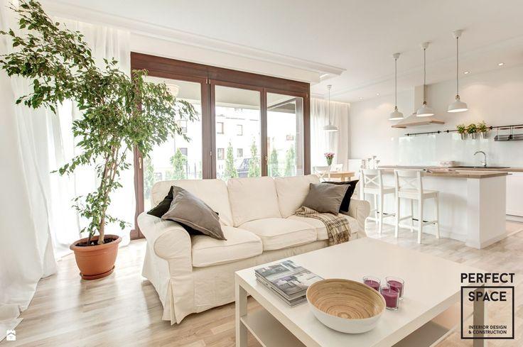 Salon styl Skandynawski - zdjęcie od Perfect Space Interior Design & Construction - Salon - Styl Skandynawski - Perfect Space Interior Design & Construction