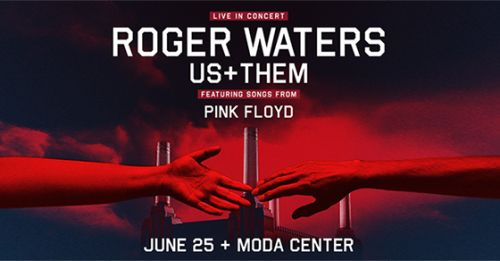 Roger Waters - Us  Them - Pink Floyd - North American Tour -... sweepstakes IFTTT reddit giveaways freebies contests