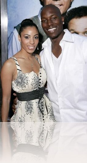 Tyrese Gibson & ex wife Norma Mitchell Gibson