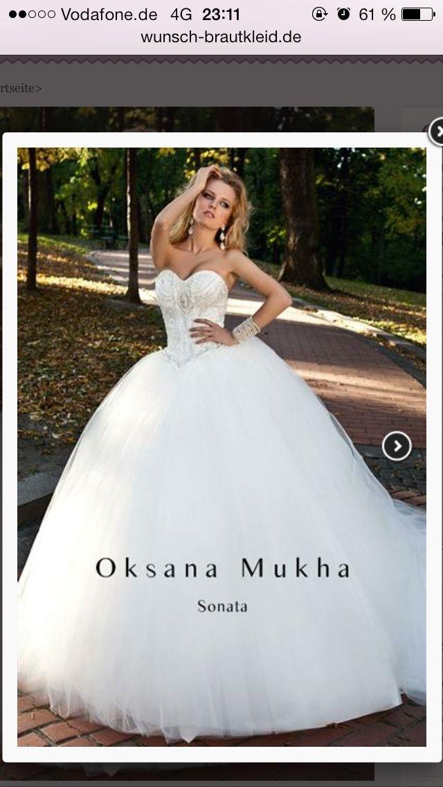50 besten Brautkleid Bilder auf Pinterest | Kleid hochzeit ...