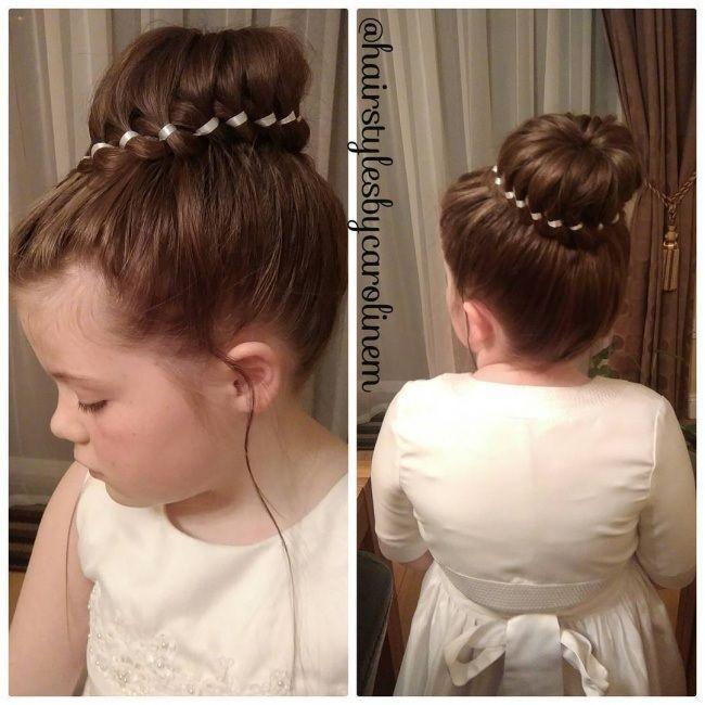 50+ Jolie coiffure petite fille inspiration
