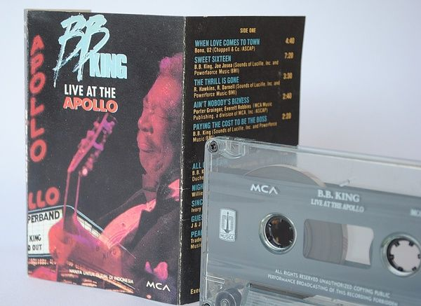 BB King -- Live at the Apollo
