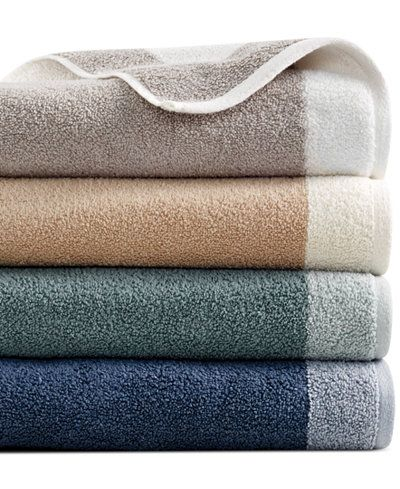 """CLOSEOUT! Hotel Collection Reversible 30"""" x 54"""" Bath Towel, Only at Macy's - Bath Towels - Bed & Bath - Macy's"""