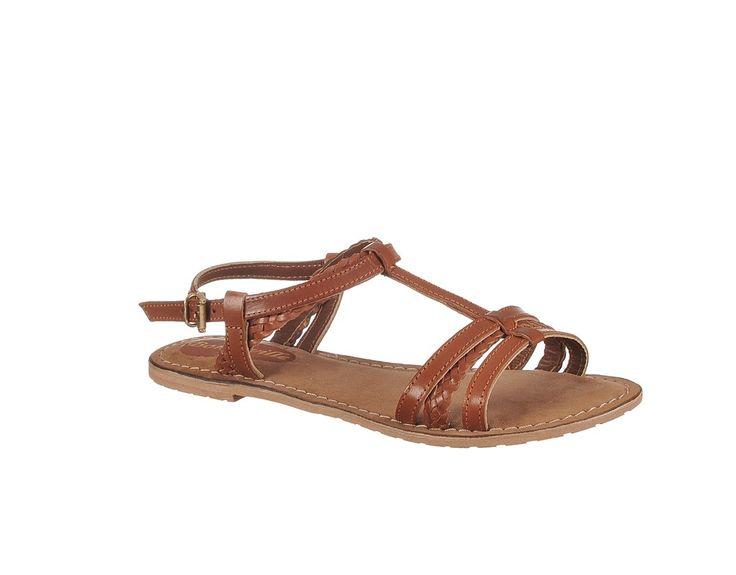 Sandale fara toc,pentru femei - Smart Choice Marca Bonneville.