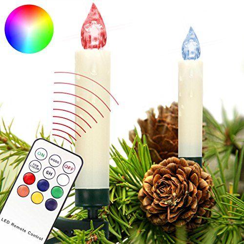 Die besten 25 led weihnachtsbeleuchtung ideen auf pinterest deko weihnachten weihnachtliche - Weihnachtsbeleuchtung kabellos ...