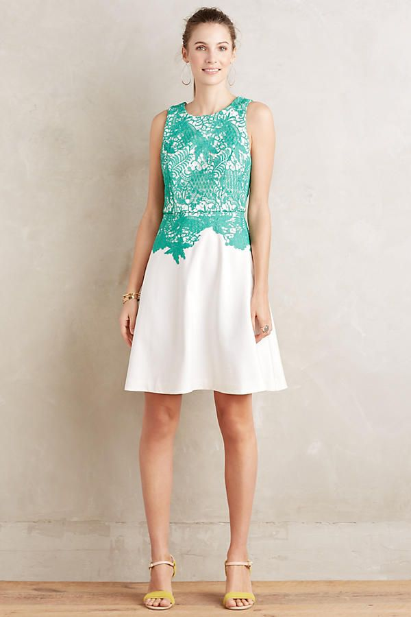 Arbour Lace Dress | Anthropologie