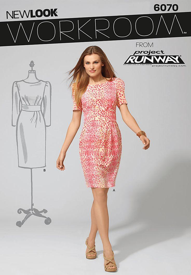 490 best dress images on Pinterest | Feminine fashion, Sewing ...