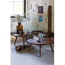 bijzettafel cottage zwarte  : ... about Interieur on Pinterest Old cottage, Hall bench and Salon cosy