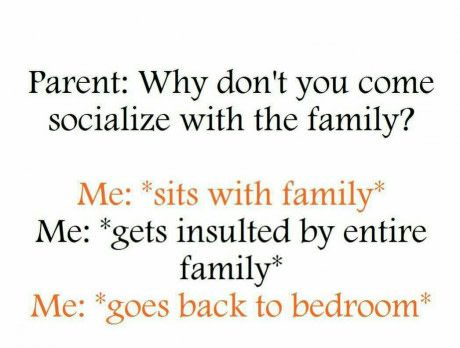 I think this happens with everybody...or is it just me!
