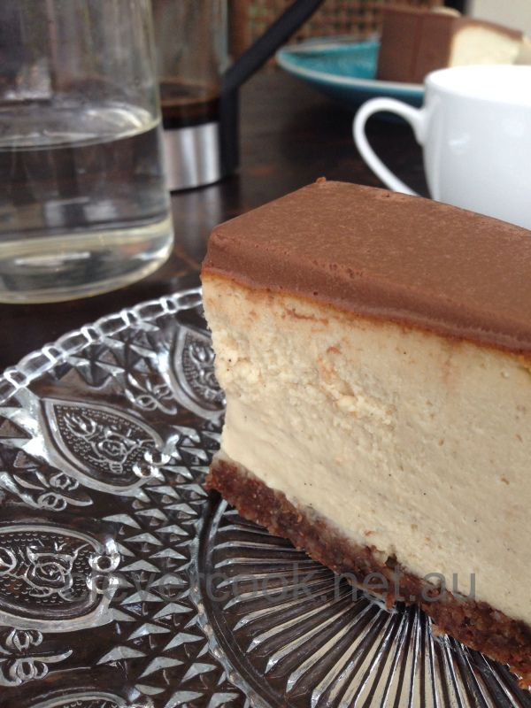 """I Can't believe It's Not Cheesecake"" Cheesecake!"
