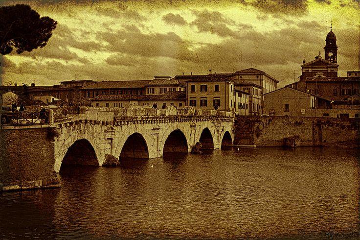 Bridge of Hadrian, Rimini