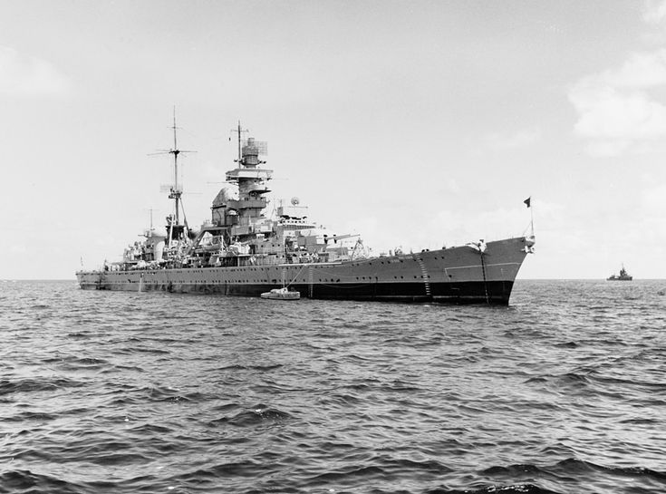 Prinz Eugen (Schiff, 1938) – Wikipedia