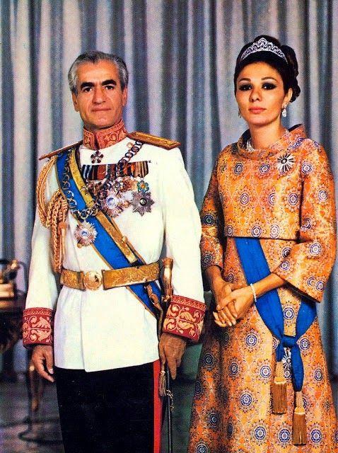 25 best farah diba and family images on pinterest farah for Shah bano farah pahlavi
