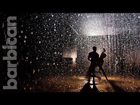 Wayne McGregor | Random Dance in the Rain Room - YouTube