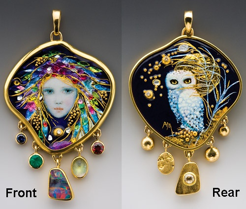 Enamels by Mona.com