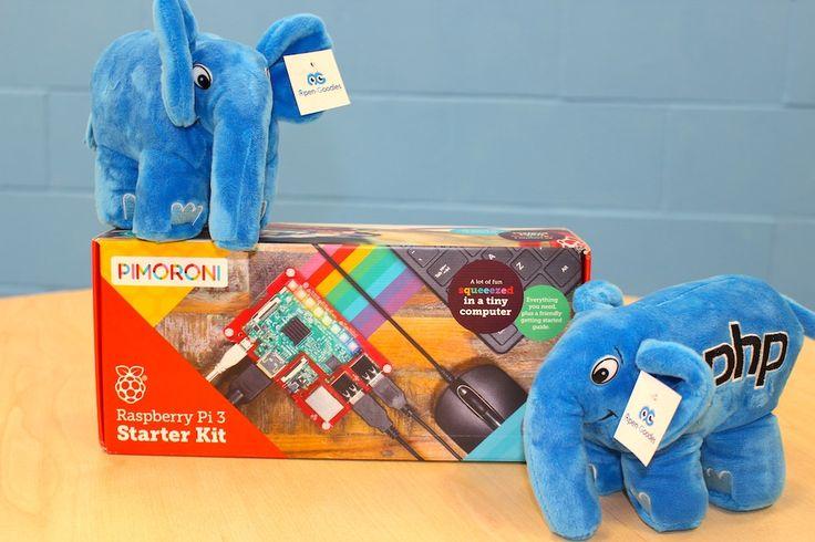 Win a Raspberry Pi - a blog by Anna