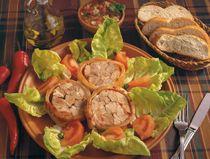 Arrollado Huaso (pork roll peasant style)