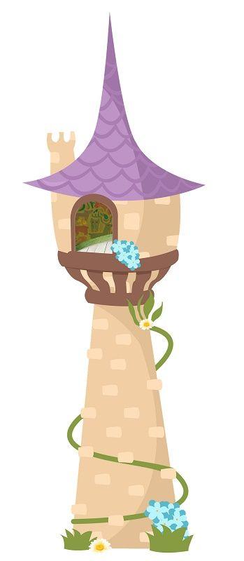 Imágenes del castillo de Rapunzel   Imágenes para Peques
