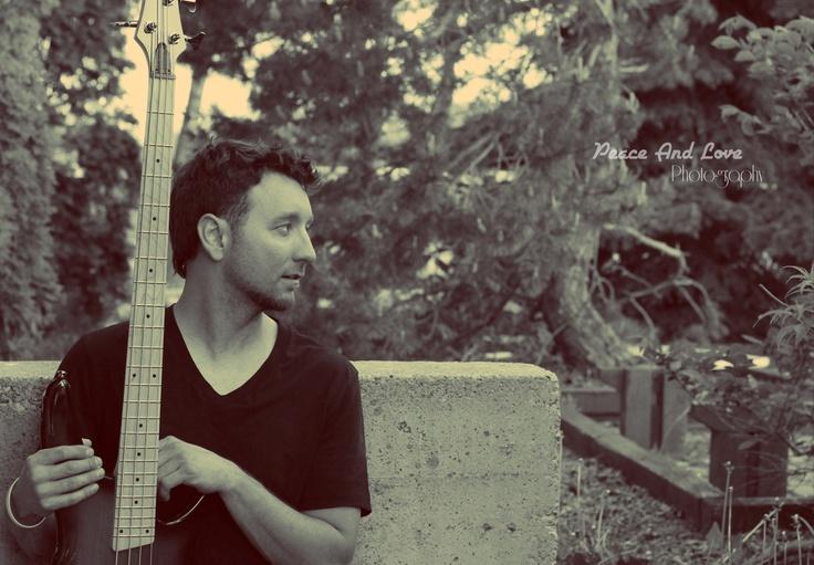 Dan Sarkonak; bassist for Act of Divide