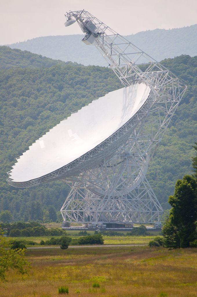 Green Bank Telescope 100M