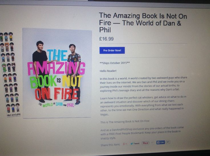 Get ready people. DAN AND PHIL ARE RELEASING A BOOK!!!!!!!! Available from the shop!! ❤️❤️❤️❤️