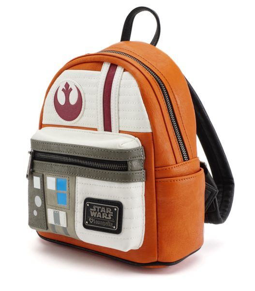 Loungefly Unveils Rebel And Vader Mini Star Wars Backpacks