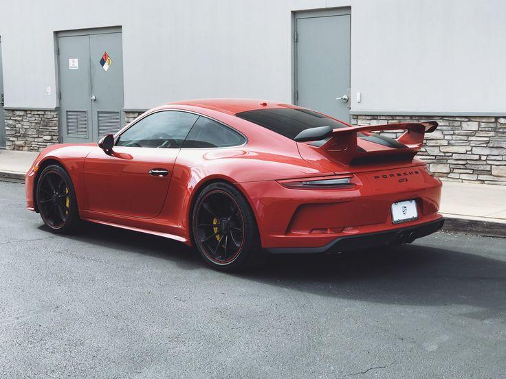 Porsche GT3 ( 3906 X 2930 ) via Classy Bro