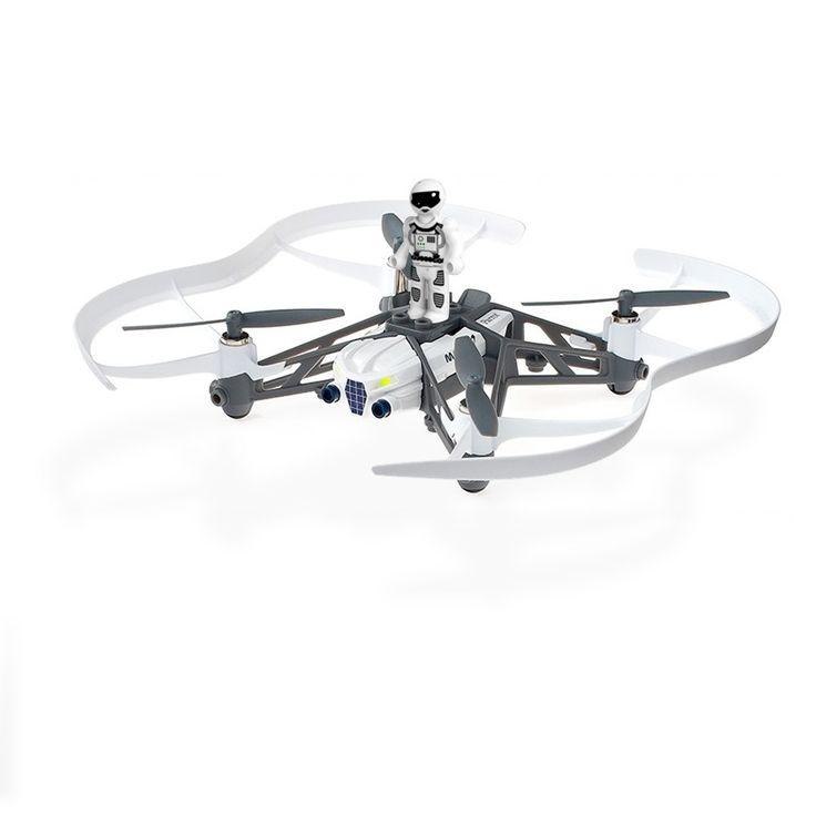 Parrot Mini Drones - Airborne Cargo - MARS  Mini-sized quadcopter met afneembaar poppetje.  EUR 99.00  Meer informatie