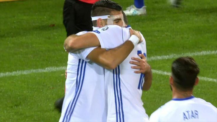 Liechtenstein 0-1 Israel: Tibi makes his mark
