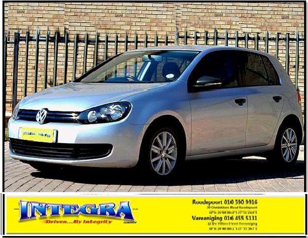 2010 Volkswagen Golf VI 1.4 Tsi for sale! For more info kindly contact Integra Motors.