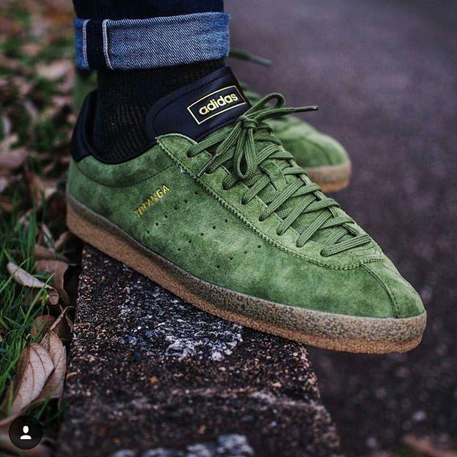 adidas Originals Topanga: Green