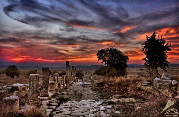 Kastabala - Hierapolis - Kültür Portalı - Medya Kütüphanesi