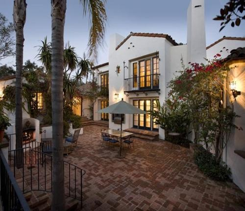 Dream Spanish Style Home Exterior Design Ideas Remodels: 143 Best Images About SPANISH STYLE Home/deco On Pinterest