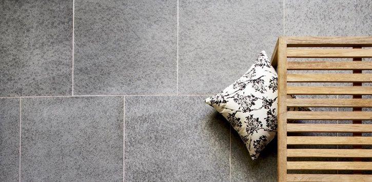 Granite pavers and tiles