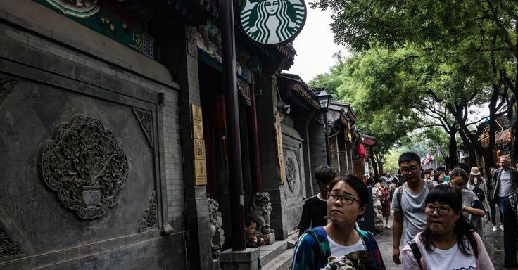 #STARBUCKS #opening 500 stores a year in #China...