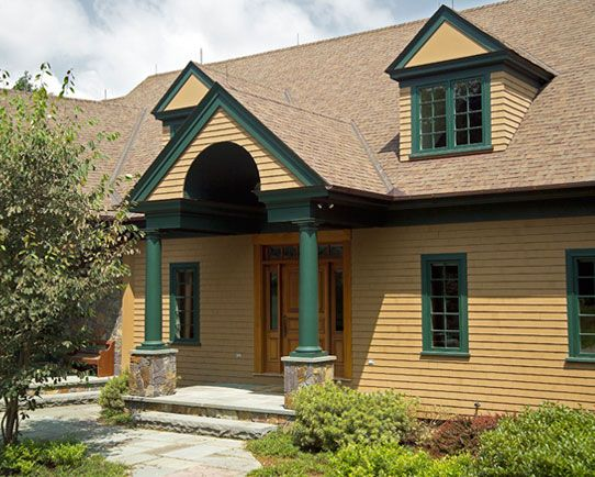 Best Maibec Wood Shingles Used White Cedar Shingles Mouldings 400 x 300