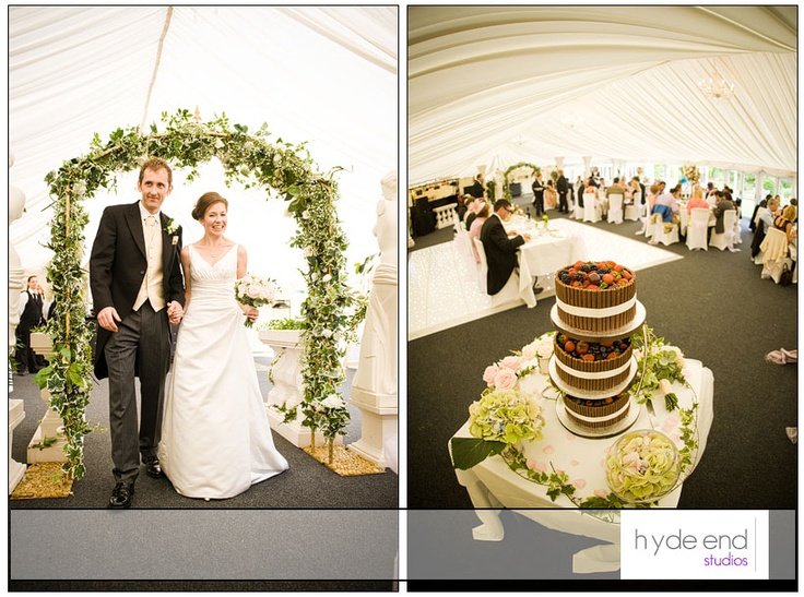 From Sarah and Darren's Trunkwell House wedding. #trunkwell #wedding