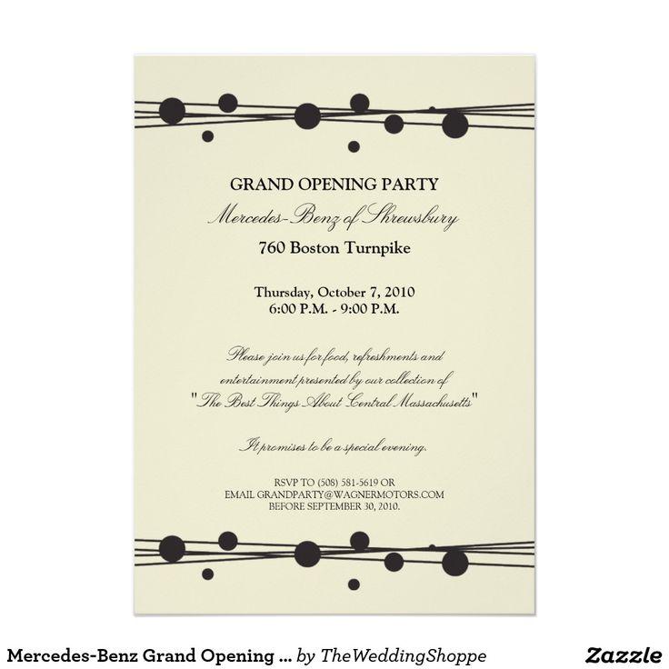 14 best Invitation card images on Pinterest Invitation cards - best of invitation card sample for inauguration