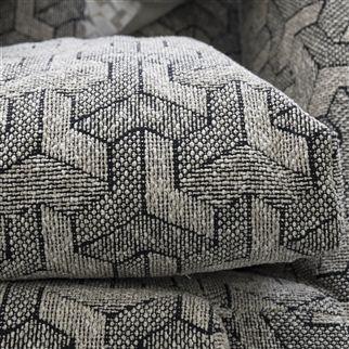 escher - zinc fabric | Designers Guild