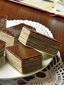Kolači - Recepti za kolače: Čoko rozen kocke