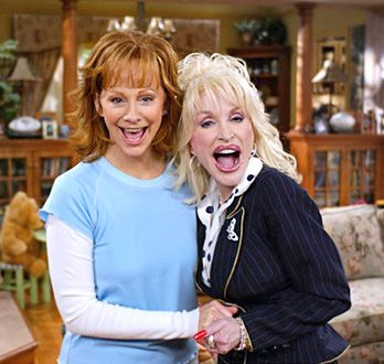62 best images about dolly parton 3 on pinterest pinball for How many kids does reba mcentire have