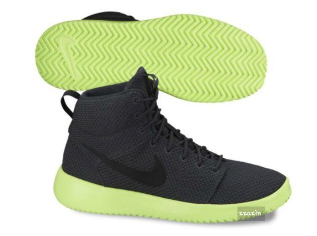 Nike Roshe Run High – Tarp Green / Volt (Lato 2013) – Zajawka. Nike Roshe  RunWomen's SneakersStyle MenFood ...