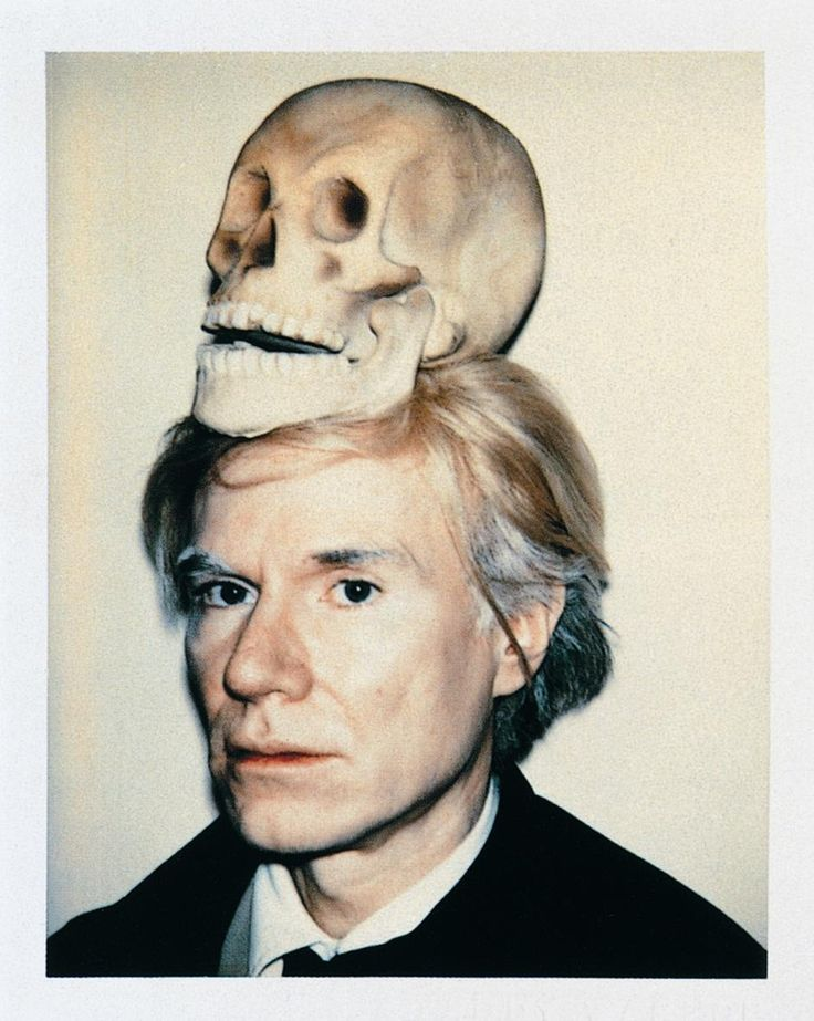 25 Strange and Brilliant Polaroids of Famous People
