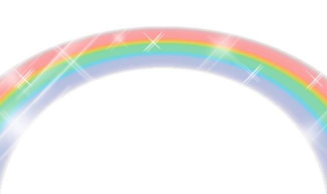 ZOOM DISEÑO Y FOTOGRAFIA: 4 arco iris, rainbow, con brillos