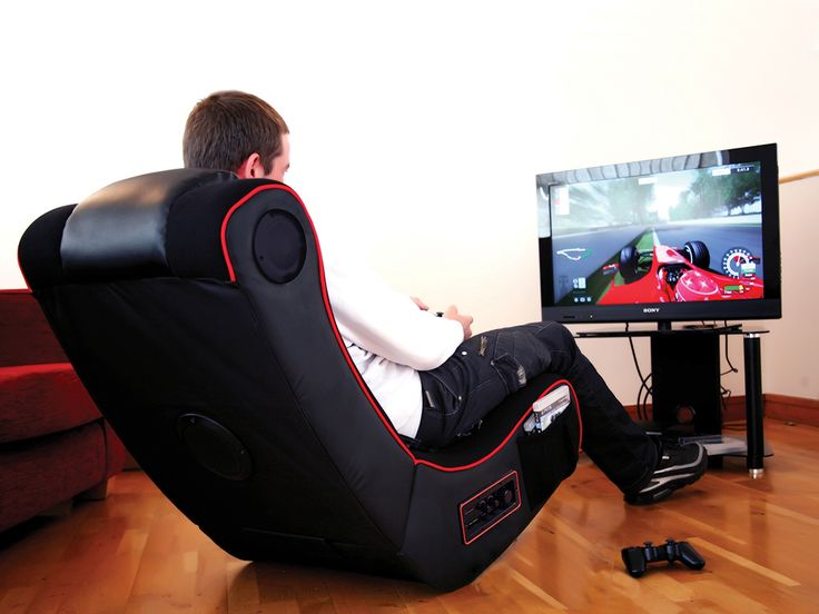 SPC9812 Interactive Gaming Chair | 4gamers