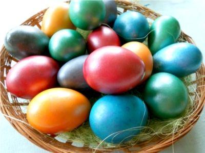 Idei de vopsit oua de Paste
