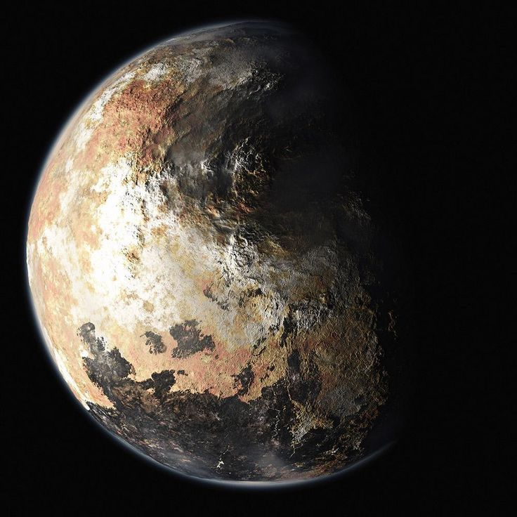 7 Fascinating Facts We Just Learned About Pluto | Solar ...